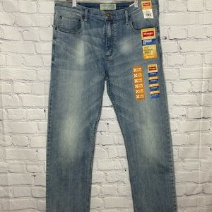 mens wrangler jeans sz 36 x 30